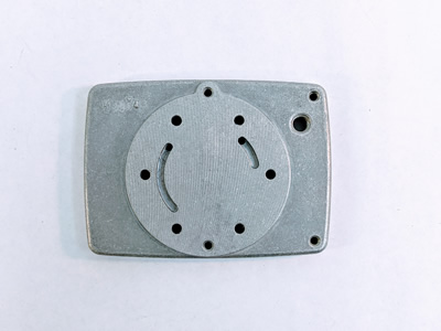 End pump cover for select kerosene forced air models.<br />Fits Desa brands: :<br />Master, Reddy, Remington torpedo, All-Pro, Dayton, Universal and Salamander type kerosene forced air heaters