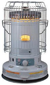 Kero World Kw24g Convection Kerosene Heater