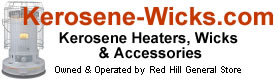 Kerosene Heater Wicks - Kerosene Heater Wick